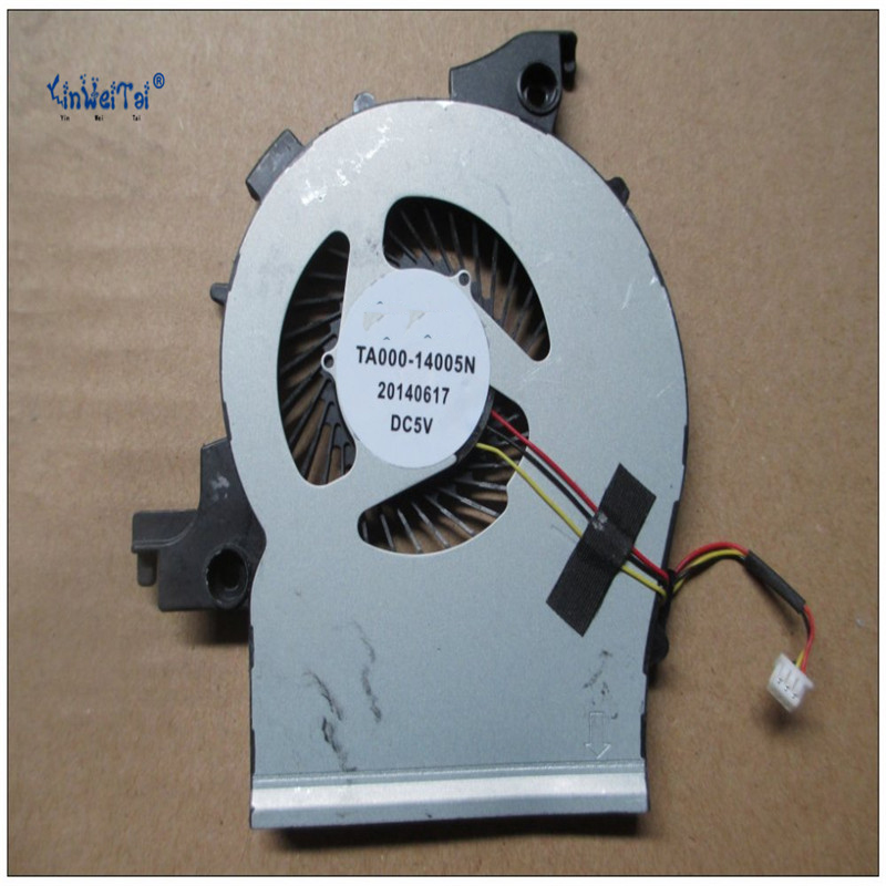 NEW CPU COOLING FAN FOR SUNON TA000-14005N 5V laptop COOLING FAN slr объектив olympus zuiko digital ed 70 300mm f4 0 5 6