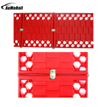 Non-Slip Mats Foldable Tyre Grip Tracks Accessories Emergency Automobile Truck Mud Snow Sand Anti-Skid Traction Tracks Mat