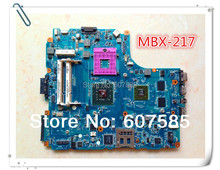 For Sony MBX-217 Laptop motherboard MBX 217 100% tested free shipping