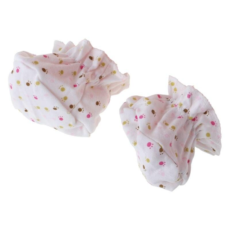 1 Paar Baby Socken Spaziergang Ausbildung Abdeckung Fuß Schutz Cartoon Drucken Newborn Pflege Die Neueste Mode