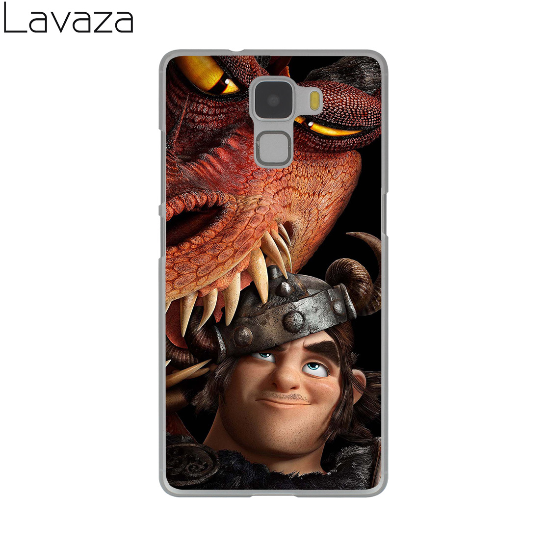Lavaza How To Train Your Dragon Cover Case For Huawei P30 P20 Pro P9 P10 Plus P8 Lite Mini 2016 2017 P Smart Z 2019 In Half Wrapped Cases From