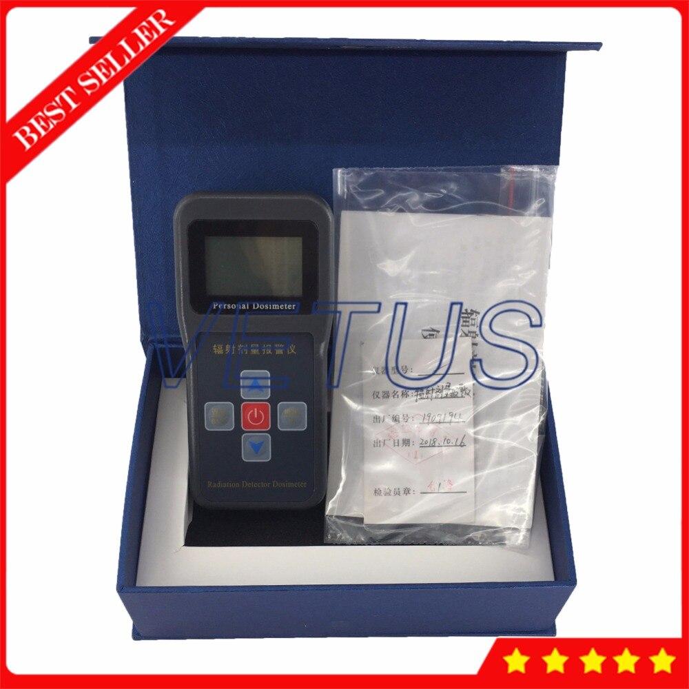 Dosimètre de rayonnement nucléaire personnel LK3600 + avec moniteur d'alarme