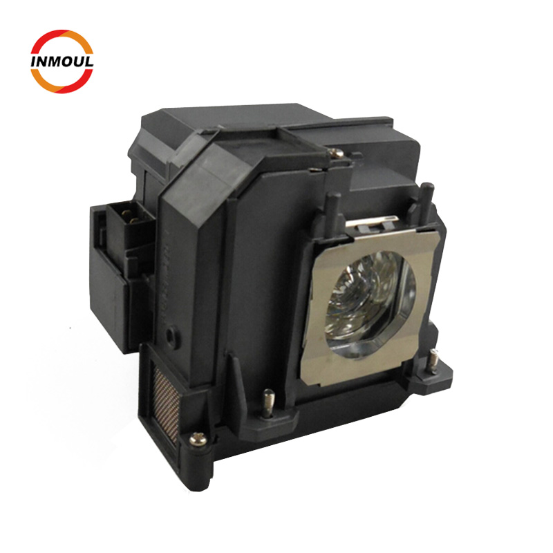 Replacement Projector Lamp ELPLP46 / V13H010L46 for EPSON EB-G5200 / EB-G5350 / EB-500KG / EB-G5350NL / EB-G5250WNL ETC happybate elplp46 projector replacement lamp for eb 500kg powerlite pro g5350nl eb g5200 eb g5350 eb g5300 eb g5200w