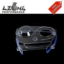 Для NISSAN Skyline R32 R33 GTS RB25DET прозрачная камера зубчатый ремень крышка шкива JR6339