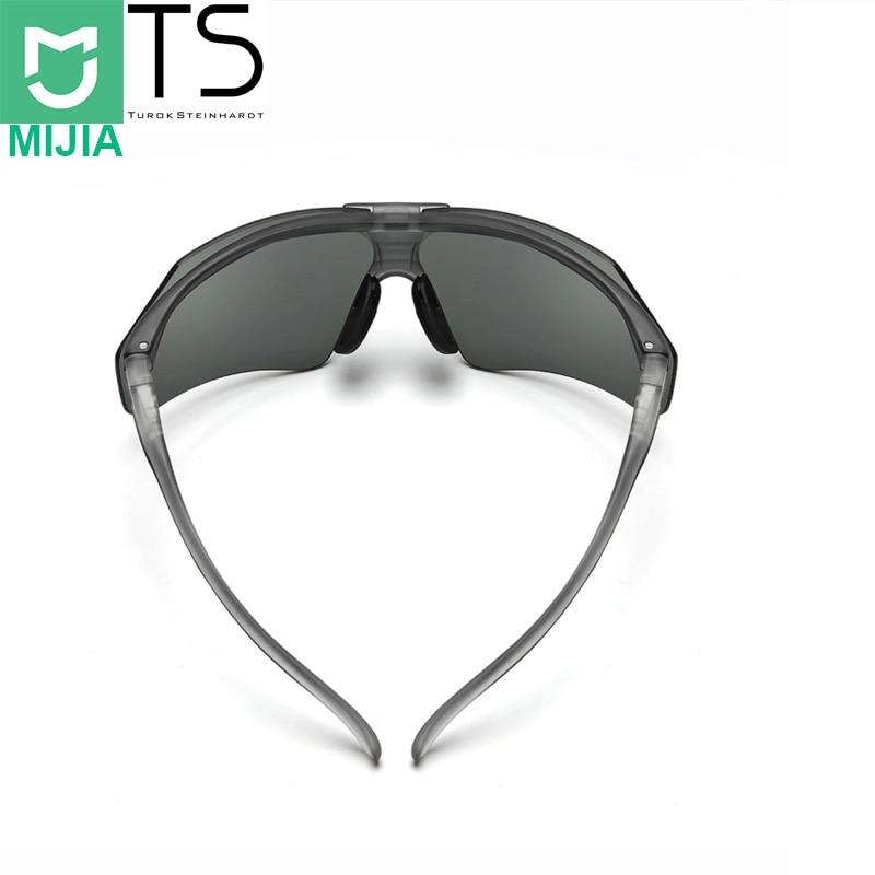 Original Xiaomi Youpin Turok Steinhardt TS Driver Sunglasses PC TR 90 Sun Mirror Lenses Glass 28g