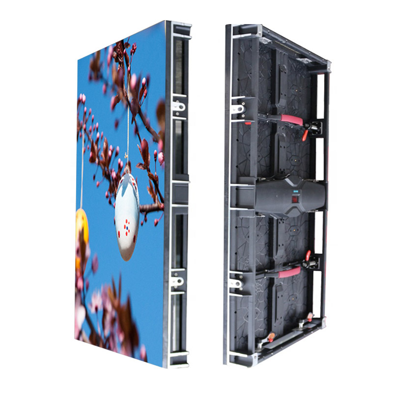 P3.9 P4.8 P5.9 HD Outdoor Led Video Wall For Publicity Rental Events