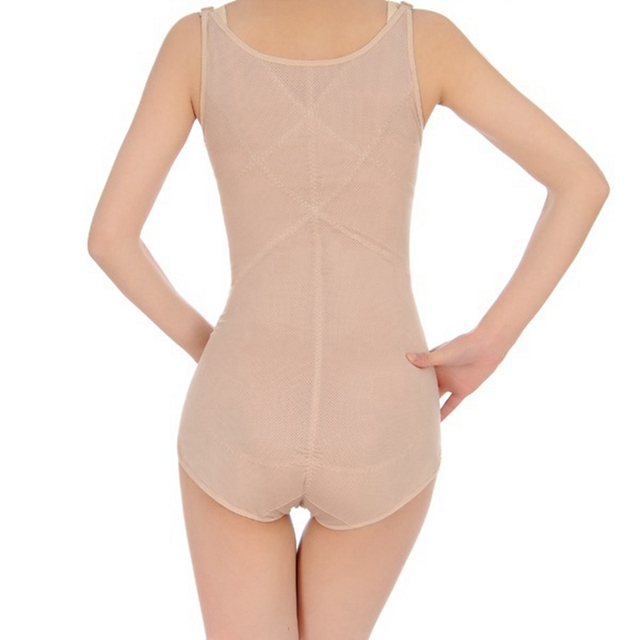 PADAUNGY Shapewear Full Bodyshaper Push Up Waist Shapers Slimming Corrective Bodysuits Seamless Butt Lifter Shapewears Underwear