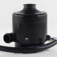 9290 DC 12V/24V/48V Centrifugal high pressure blower, double vane air pump can be used for instrument inflation, exhaust