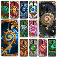 Hot Hearthstone Heroes of Warcraft Soft Silicone Fashion Transparent Case For OnePlus 7 Pro 5G 6 6T 5 5T 3 3T TPU Cover
