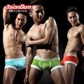 7pcs/lot Asianbum casual male panties trunk fashion week low-waist pants