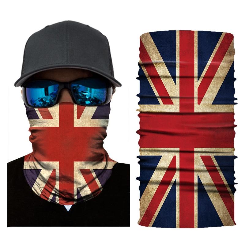 Magic Headwear Fox Outdoor Scarf Headbands Bandana Mask Neck Gaiter Head Wrap Mask Sweatband