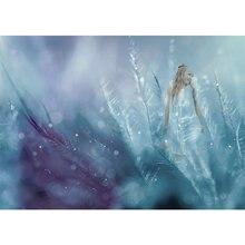 Алмазная живопись Сделай Сам Красота мозаика квадратные Стразы