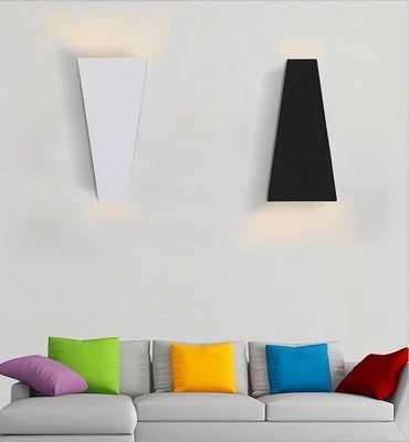 Современный минималистичный светодиодный настенный светильник прикроватные лампы для чтения освещение для гостиной настенный светильник-бра для гостиницы