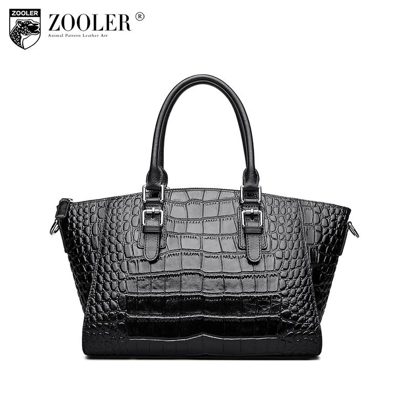 ZOOLER 2016 woman leather bag luxury handbags Limited sale elegant shoulder messenger bag high end bolsa feminina#6810