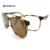 Cosmoline memoria material magnético clip en gafas de sol de las mujeres polaroid lentes ultraligeros miopía full frame mujeres gafas 415