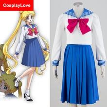 Tsukino Moon Seragam Sailor