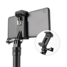 Phone Clip Holder for iPhone X 8 6S 7 6 Plus Xiaomi 9 8 9 se Huawei Samsung S8 S9 iPhone Selfie Stick Tripod Accessories