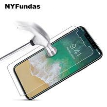 10PCS Für iPhone X 11 Pro XS Max Screen Protector Gehärtetem Glas Pelicula für iPhone 10 XR 8 Plus 7 6 6S 5S SE 5 Film Schutz