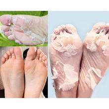 New 2Pcs Milk Bamboo Vinegar Dead n Remove Foot n Smooth Exfoliating Feet Mask  8FMI