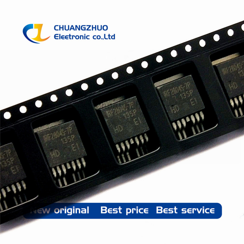 10pcs/lot New Original  F2804S-7P IRF2804S-7P TO263