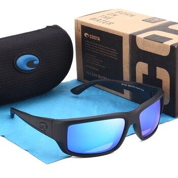c2bb3c7368 Gafas de sol polarizadas para hombres, diseñador de marca deporte gafas de  sol hombre gafas de sol para hombres Retro conducción gafas accesorios UV400