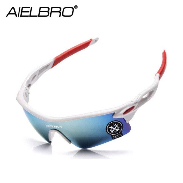 Windproof UV400 Men`s Goggles Tactical Glasses  4