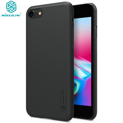 NILLKIN Case for iphone 8 Case iphone 8 plus case Super Frosted Shield Hard Plastic Back Cover with Screen Protector 1