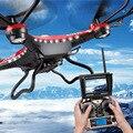 JJRC H8D 2.4 Ghz 5.8G FPV RC Quadcopter Zangão com Câmera de 2MP Exibição Do Monitor FPV RTF helicóptero DO RC Headless Modo Uma Chave de Retorno