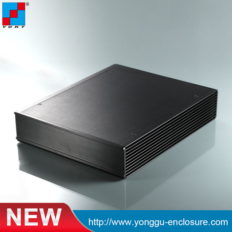 215*52*263 mm (w*h*l) Aluminum extruded enclosures housing project box case 1 piece free shipping aluminum enclosure project box extruded aluminum enclosures 46 h x66 w x100 l mm