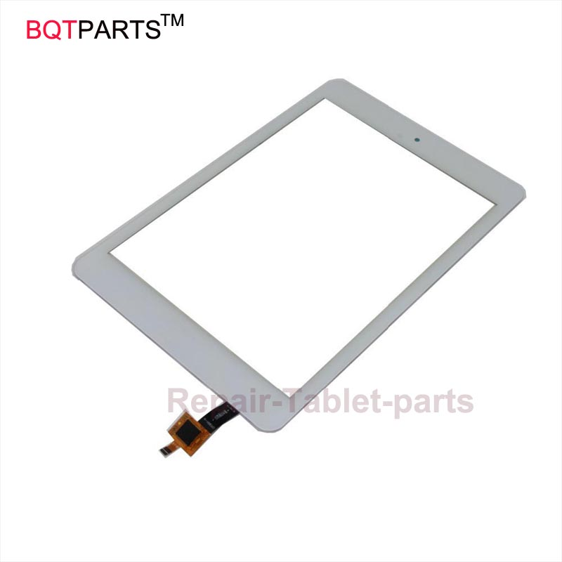 BQT New 7.9 inch For Acer Iconia A1-830 A1 830 New White Outter Touch Screen Panel Digitizer Glass Replacement Free Shipping bqt 8 inch for acer iconia w1 810 w1 810 tablet pc touch screen panel digitizer sensor glass replacement free tool