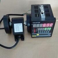 Intelligent counter meter length meter meter lap length tester and reversible H7JC2 6E2R