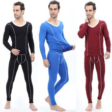 New Classic Men Under Suit Long Johns Thermal Underwear 1 suit Retail 3 color available Size M L XL