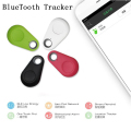 (1 pcs)Smart Tag Wireless Bluetooth Tracker Child Wallet Key Keychain Finder GPS Locator Anti Lost Alarm Itag Alarm Sensor