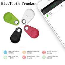Anti lost Alarm Smart Tag Wireless Bluetooth Tracker Child Bag Wallet Key Finder GPS Locator anti