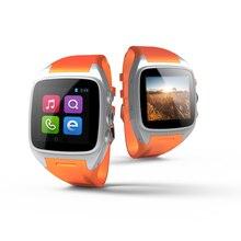 3G Wifi Smart Uhr Telefon Android OS Unterstützung SIM Karte Smartwatch Dual Core Kamera Uhren mit GPS Pulsmesser Smartphone