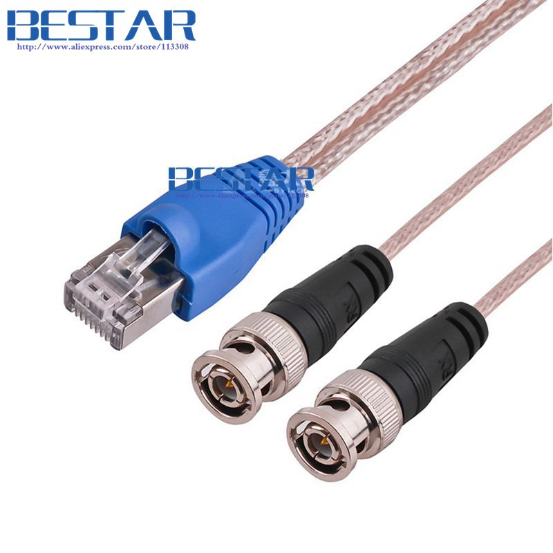 BNC to RJ45 E1 cable 3m 10ft CAB-E1-RJ45BNC for cisco V.35 AS5350/AS5400 Series VWIC2-2MFT-G703,VWIC2-2MFT network cables patrick conlan j cisco network professional s advanced internetworking guide ccnp series