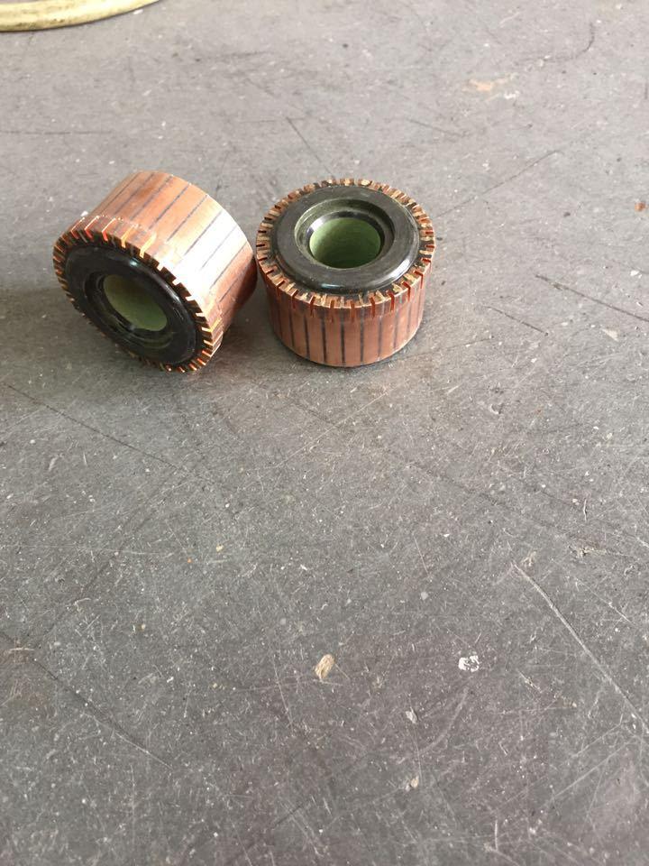 1pc 13mmx X 18mm 28p Copper Bars Alternator