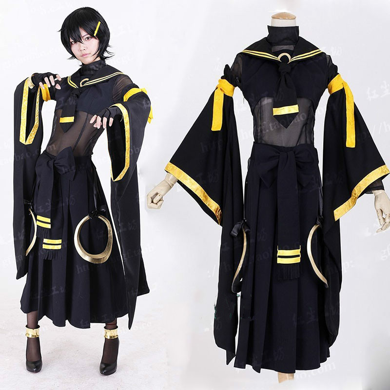 Anime Pokemon Umbreon Costume Women Halloween Costumes for party Dress Custom Made