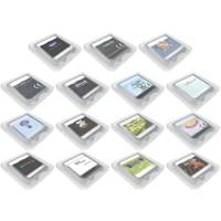 Cartouches de jeux vidéo DS 3DS Console de jeu carte Advance Wars Chrono déclencheur Contra 4 feu emblème Grand vol Auto Kombat EU/US