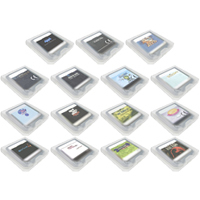 "Image 1 - וידאו משחק מחסניות DS 3DS קונסולת משחק כרטיס מראש מלחמת כרונו טריגר קונטרה 4 אש סמל גרנד גניבה אוטומטי קומבט האיחוד האירופי/ארה""ב"