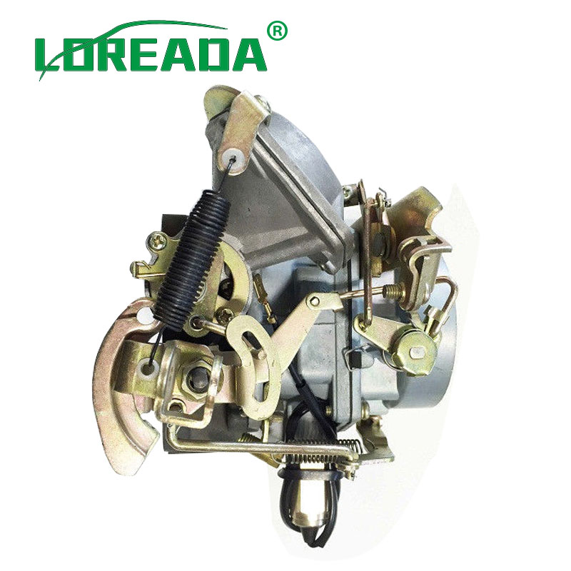 Loreada Carb Carburetor Carburettor ASSY 16010-13W00 1601013W00 16010-NK2445 610 710 720 NK244 for NISSAN Datsun L18 Z20 Engine 113129027br 01 carb carburetor fit for vw volkswagen beetle ghia 30pict engine carburettor vergaser
