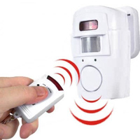 Infrared Driveway Wireless Motion Outdoor Alarm Sensor Alert Detectors Security Device LCC77
