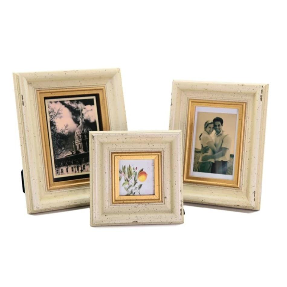 ᗔAlta calidad cuadrada de madera maciza foto Marcos ilustraciones ...