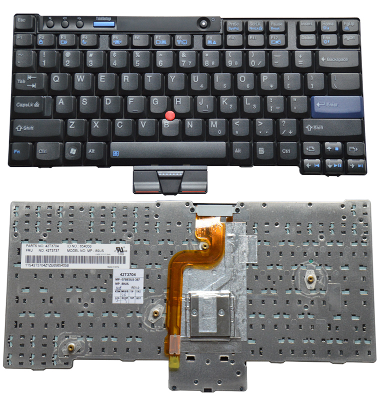 все цены на Nw Original for Thinkpad X200 X200S X200 Tablet X201 X201i X201S X201 Tablet UK Keyboard Thailand 42T3766 42T3700 42T3733
