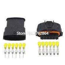 6 Pin GAK common rail accelerator pedal plug waterproof high quality connector  DJB7069Y-3.5-11 / 21 car 6P