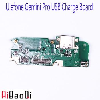 New Original usb plug charge board For Ulefone Gemini Pro Mobile Phone Flex Cables charging module cell phone Mini USB Port