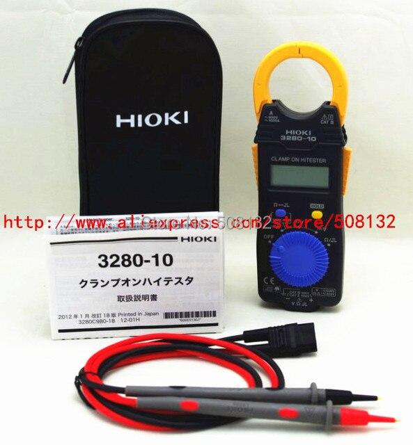 Monika 3280 Digital Clamp Meter : Hioki f replace clamp meter hi tester a