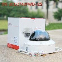 En la acción Envío Libre inglés versión DS-2CD2742FWD-IZS Audio, POE $ NUMBER MP WDR varifocal Lente Motorizado de Red Domo IP Cámara
