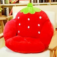 Cartoon Animals Cushions Home Decor,Sofa Shape Car Seat Cushion,Office Chair Cushion Pads,Comfortable Cute Chair Pillow Outdoor