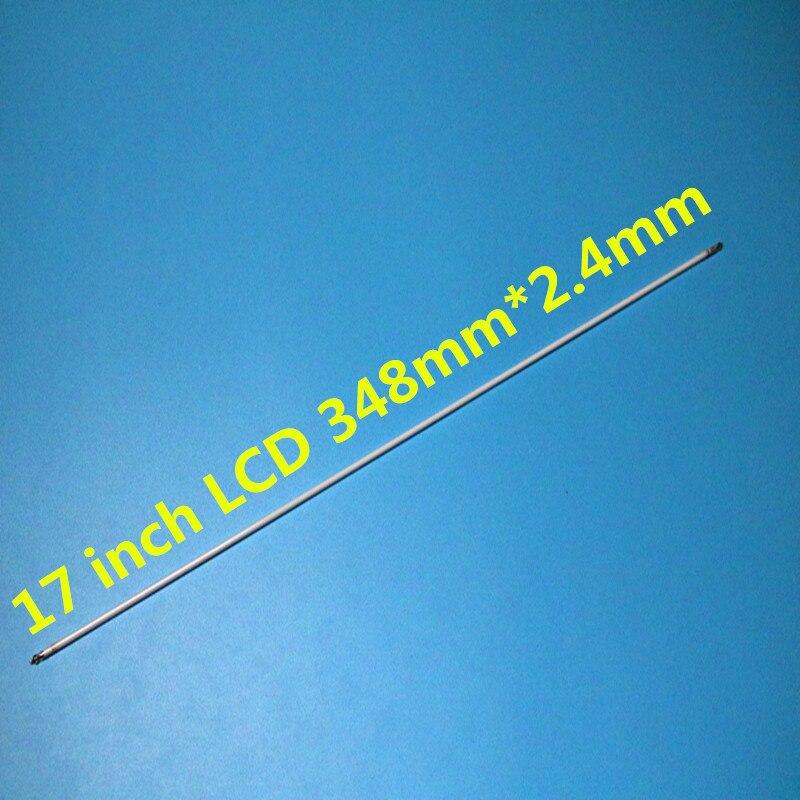 5 Pcs X Universal 17 Zoll Hintergrundbeleuchtung CCFL Lampen 348mm X 2,4mm For 17 ''LCD-Monitor Panel Kostenloser Versand
